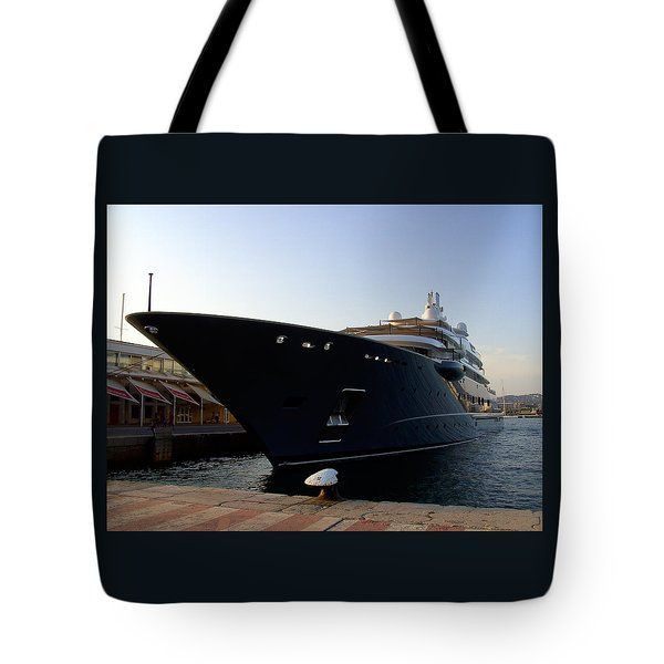 A Weekend Boat Tote Bag