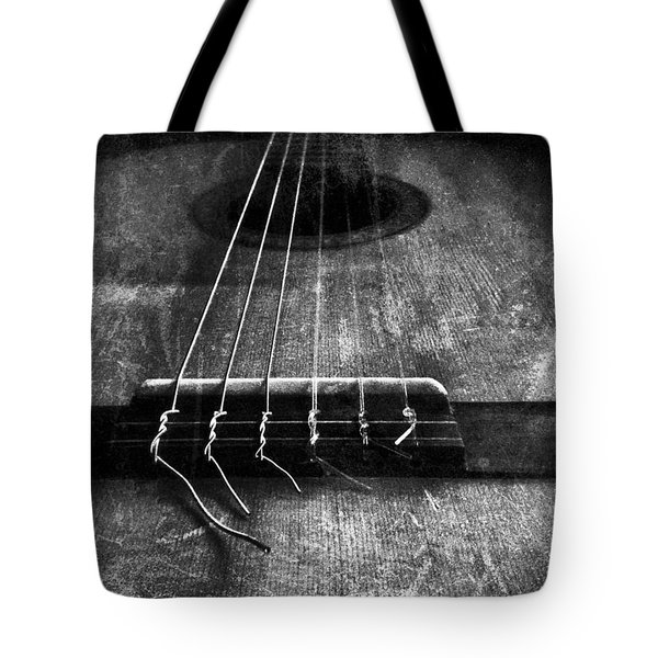 A Well Played Guitar Tote Bag