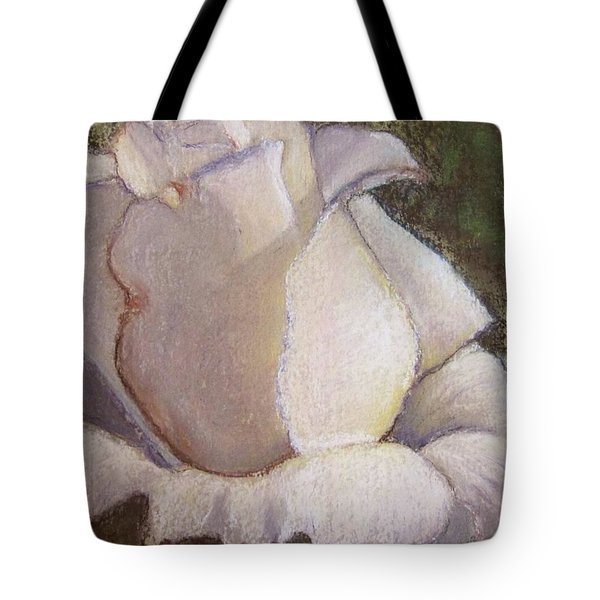 A Whiter Shade Of Pale Tote Bag