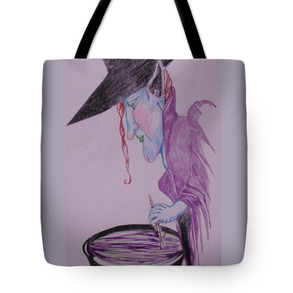 A Wicked Brew Tote Bag