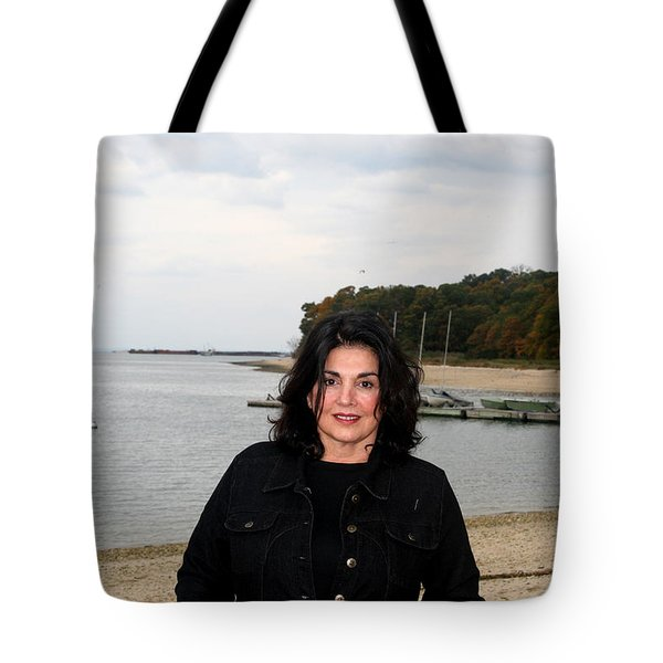 A Windy Day Tote Bag