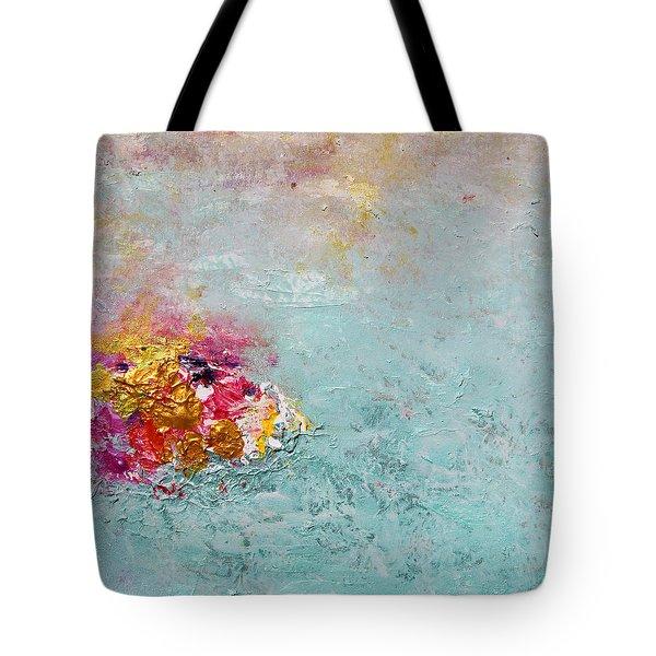 A Winter Fairyland Tote Bag