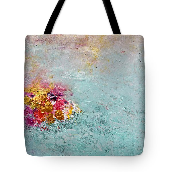 A Winter Fairyland Tote Bag