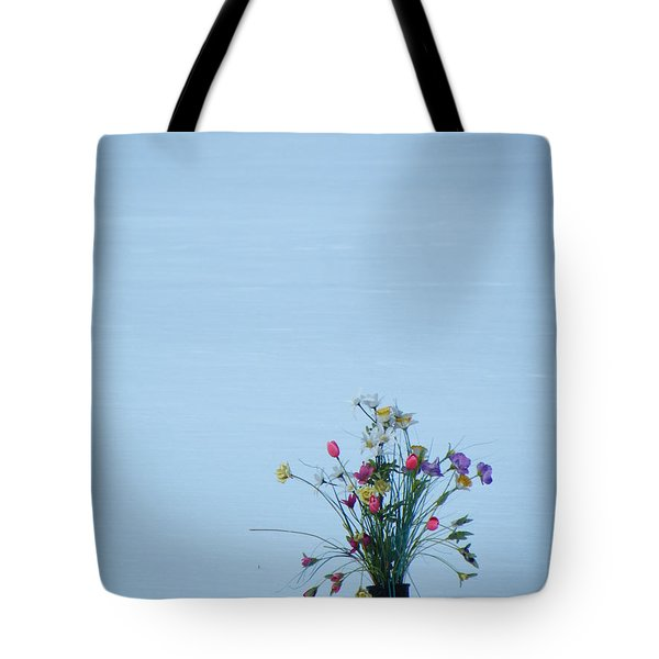 Tote Bag featuring the photograph A Winter's Sorrow by Brian Boyle