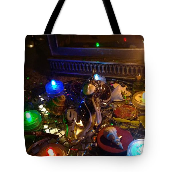 A Wishing Place 6 Tote Bag