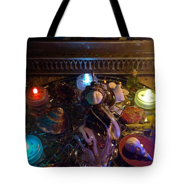 A Wishing Place 7 Tote Bag