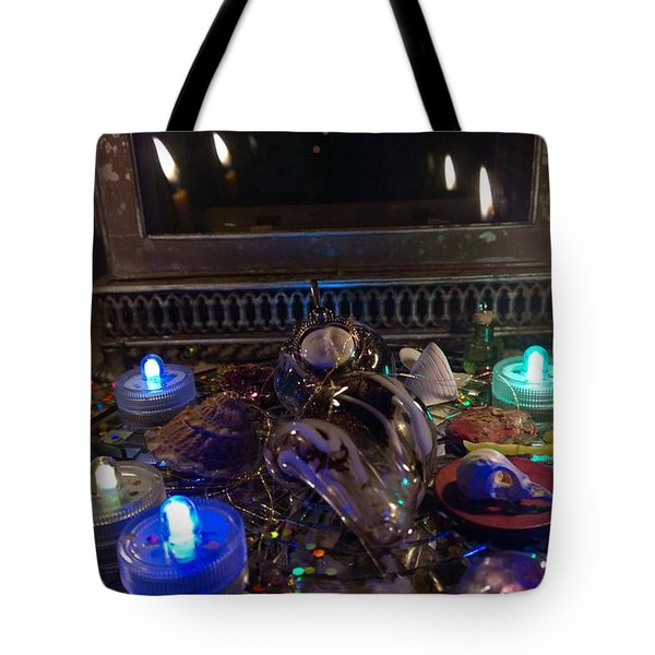 A Wishing Place 8 Tote Bag