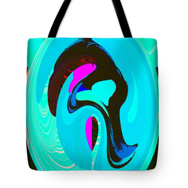 A Womans Heart Tote Bag by David Lee Thompson