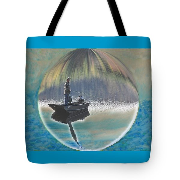 A World Of Good Fishing Tote Bag
