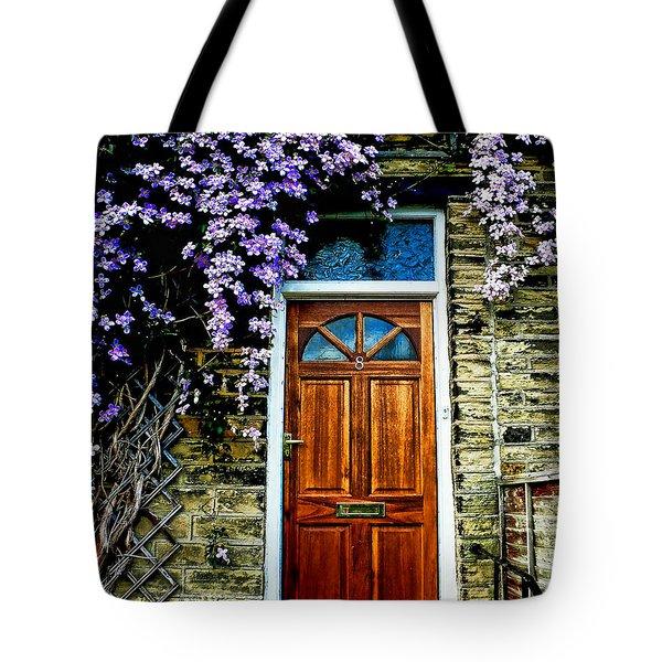 A Yorkshire Door Tote Bag