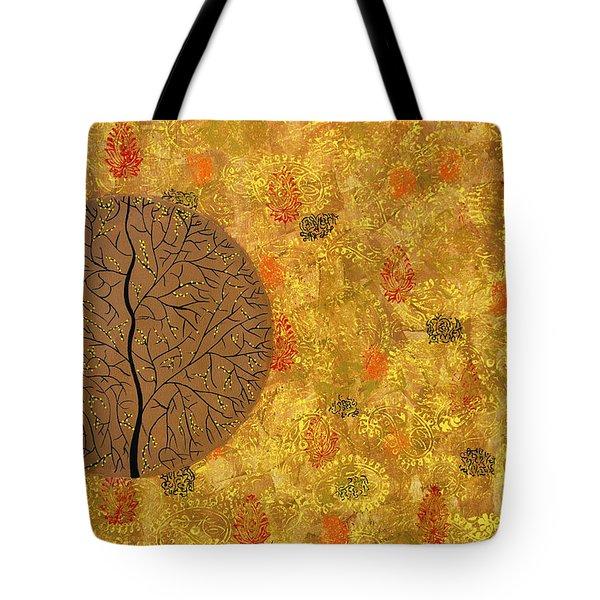Aaatamvas Tote Bag by Sumit Mehndiratta
