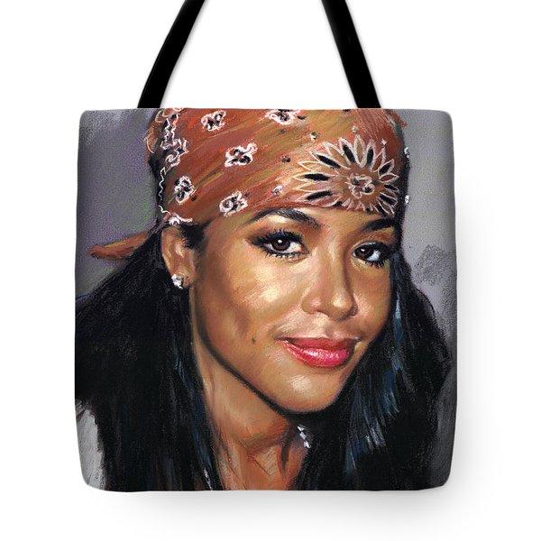 Aaliyah Tote Bag