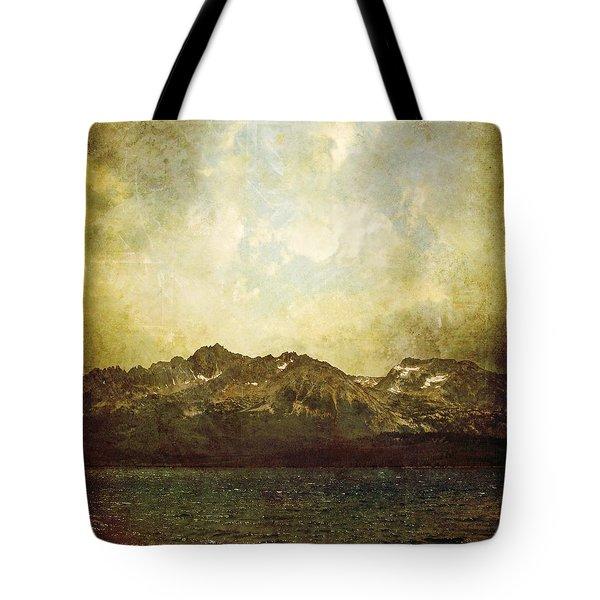 Ab Antiquo I Tote Bag by Brett Pfister