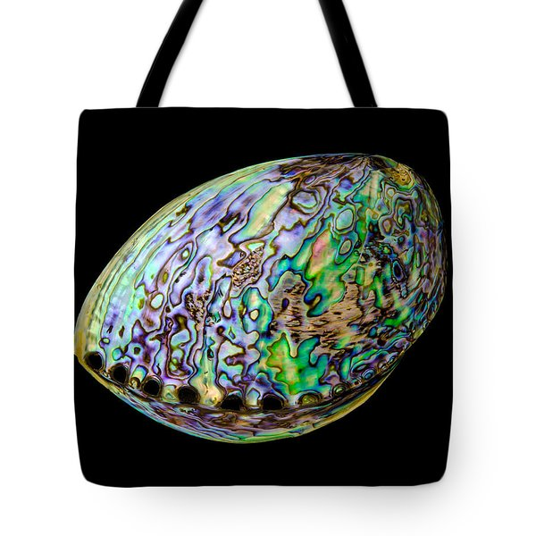 Abalone Shell Tote Bag