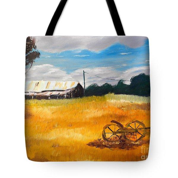 Abandon Farm Tote Bag