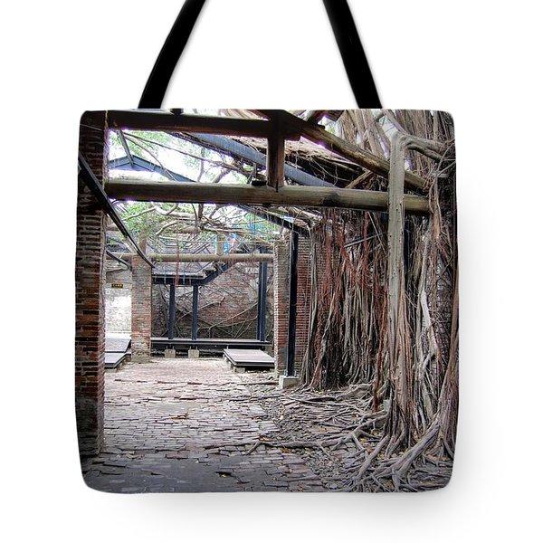 Abandon Warehouse  Tote Bag