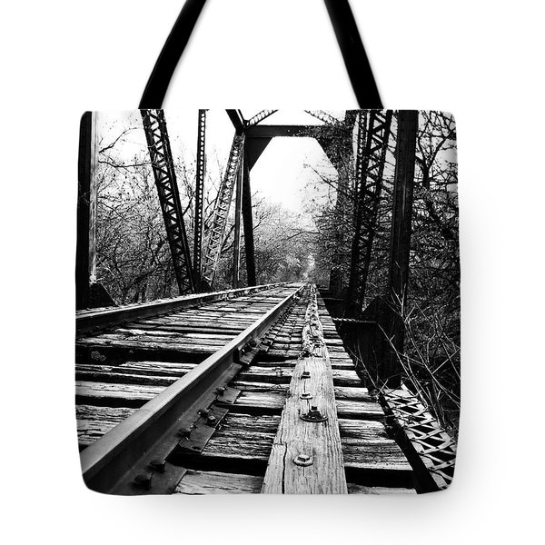 Abandoned #12 Tote Bag by Robert ONeil