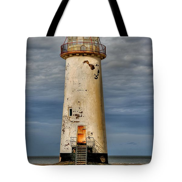 Abandoned Tote Bag by Adrian Evans
