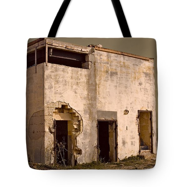 Abandoned Dreams Tote Bag