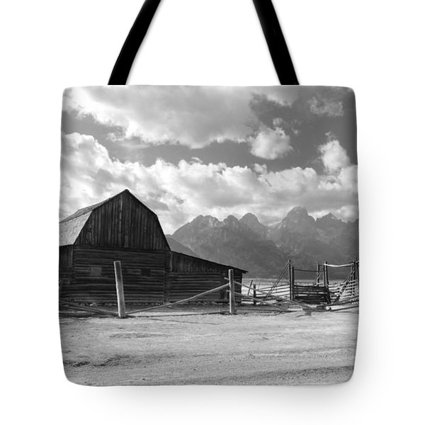 Abandoned Tote Bag by Kathleen Struckle