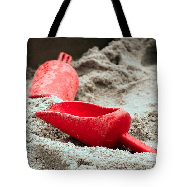 Abandoned Tote Bag by Lisa Phillips