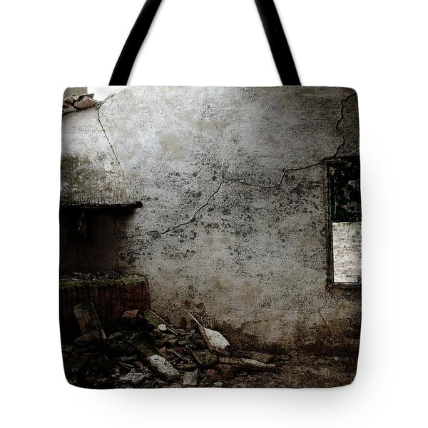 Abandoned Little House 3 Tote Bag by RicardMN Photography