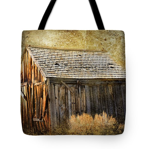 Abandoned Shack Tote Bag