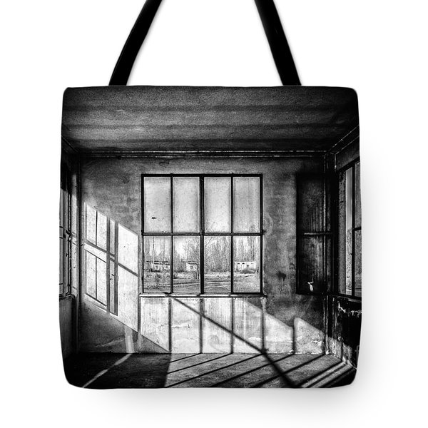 Abandoned Sugar Mill Tote Bag