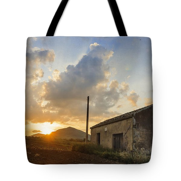 Abandoned Warehouse Tote Bag