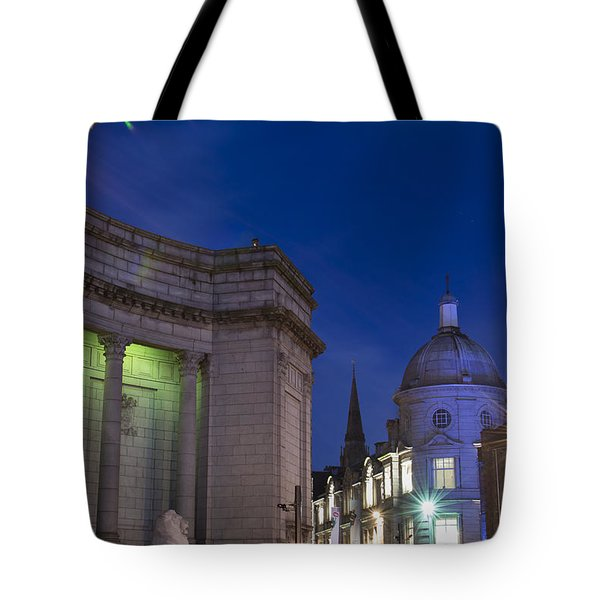 Aberdeen Art Gallery Tote Bag