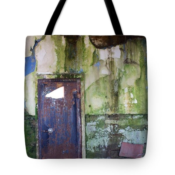 Aberdeen Chair Tote Bag by Suzanne Lorenz