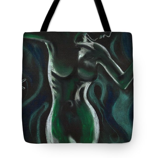 Ablazing Grace Tote Bag