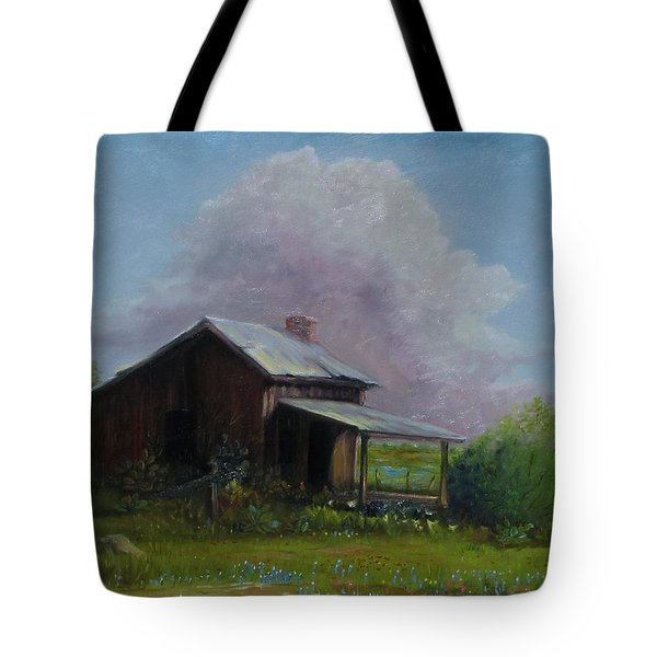 Abondoned Memories  Tote Bag