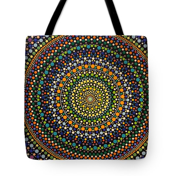 Aboriginal Inspirations 28 Tote Bag