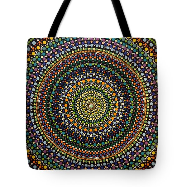 Aboriginal Inspirations 29 Tote Bag