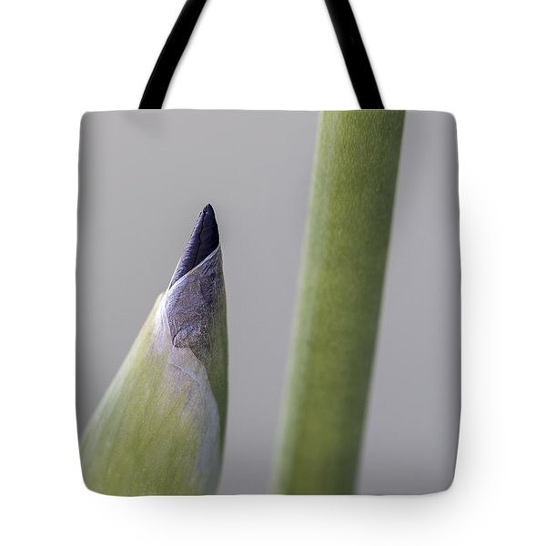 About To Unfurl Tote Bag