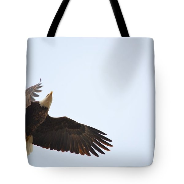 Above All Else Tote Bag by Bonfire Photography