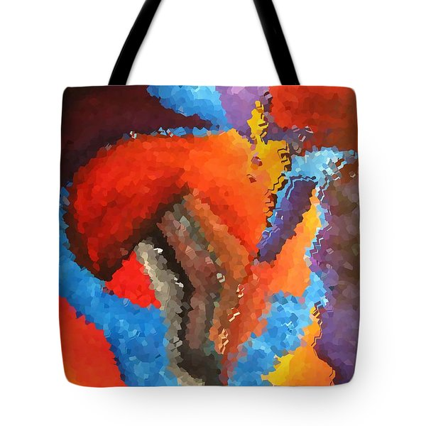 Abs 0446 Tote Bag