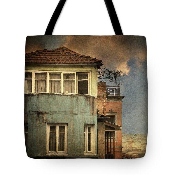 Absence 16 44 Tote Bag by Taylan Apukovska