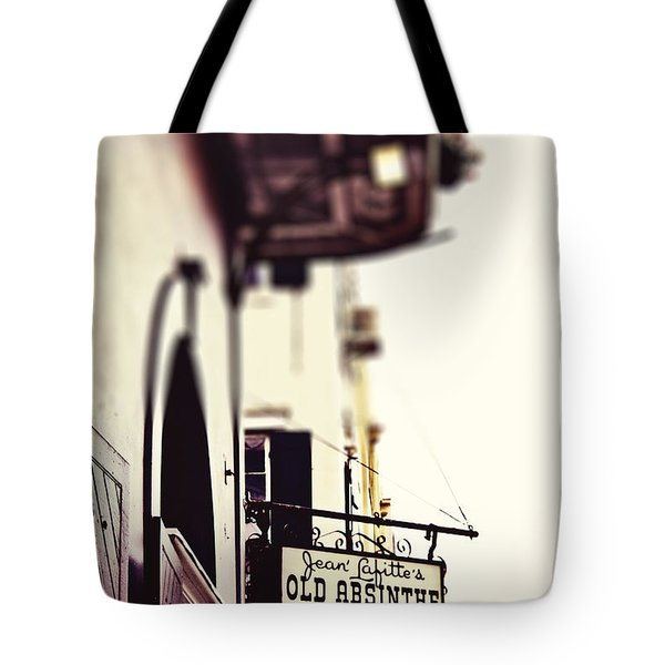 Absinthe House Tote Bag