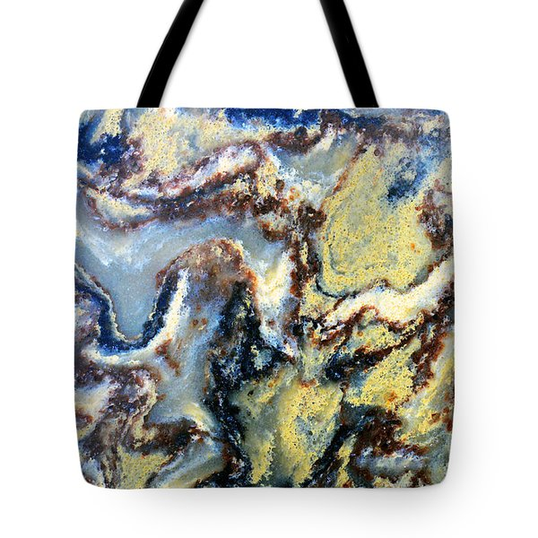 Patterns In Stone - 95 Tote Bag