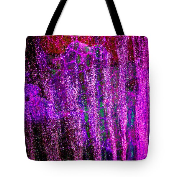 Abstract Vibe 4 Tote Bag