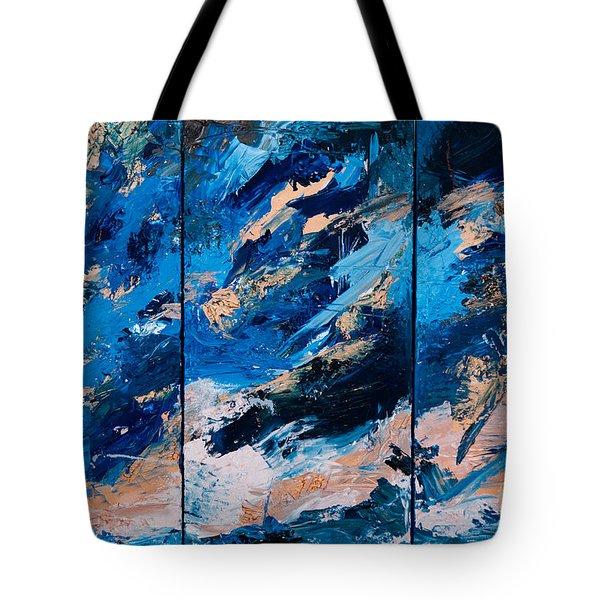 Abstract # 28  Tote Bag