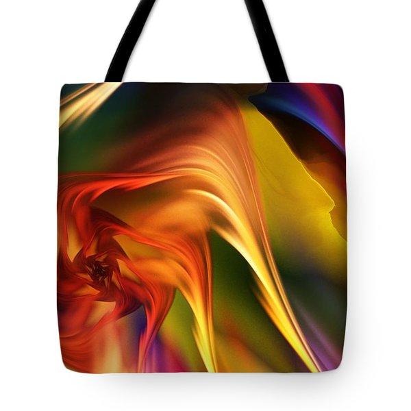 Abstract 031814 Tote Bag