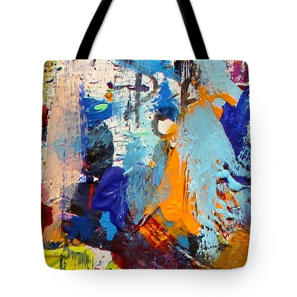 Abstract 10 Tote Bag by John  Nolan