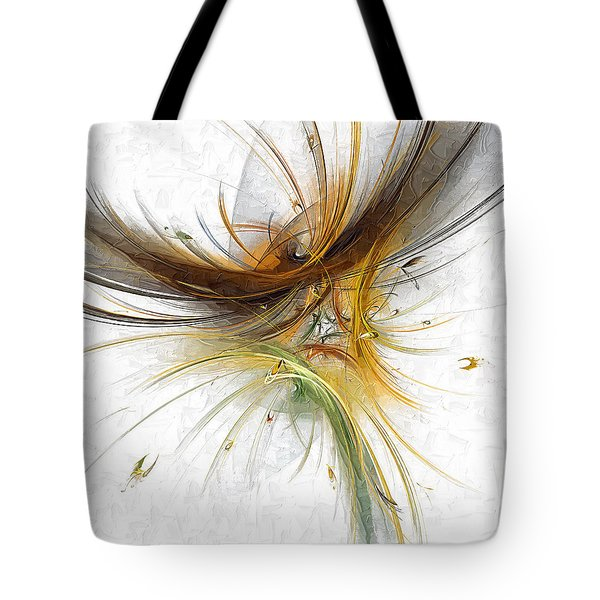 Abstract 100 Marucii Tote Bag