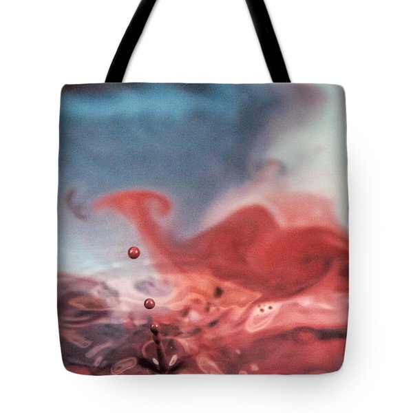 Tote Bag featuring the photograph Abstract 13 by John Crothers