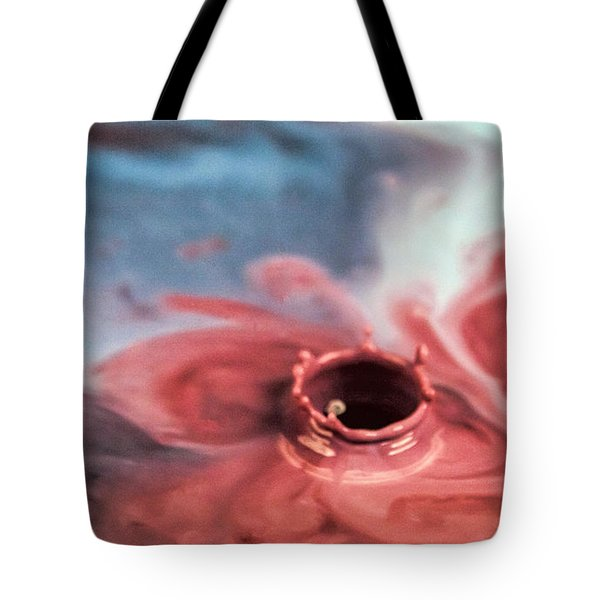 Tote Bag featuring the photograph Abstract 14 by John Crothers