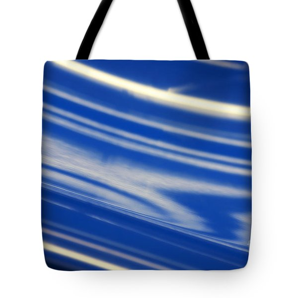 Abstract 14 Tote Bag by Tony Cordoza