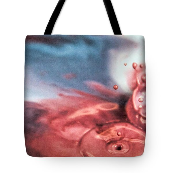 Tote Bag featuring the photograph Abstract 15 by John Crothers